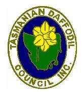 The Tasmanian Daffodil Council Inc.